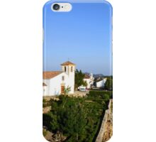 Church in the sky iPhone Case/Skin