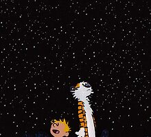 Calvin and Hobbes by Valkyrie-Hearts