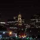 Marriott Custom House at Night by d1373l
