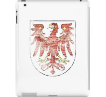 Brandenburg coat of arms iPad Case/Skin