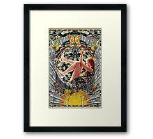 Target Zed 21 - A Love Supreme Framed Print