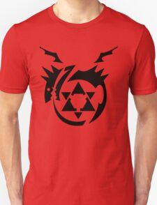 Black Homunculus Symbol Fullmetal Alchemist T-Shirt