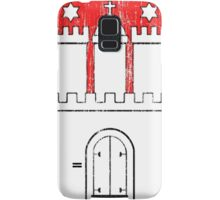 Coat of arms of Hamburg Samsung Galaxy Case/Skin
