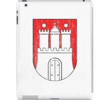 Coat of arms of Hamburg iPad Case/Skin