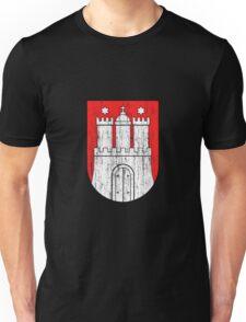 Coat of arms of Hamburg Unisex T-Shirt