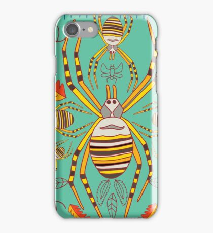 spiderart 1 iPhone Case/Skin