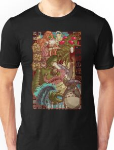 Myazaki's Monsters Unisex T-Shirt