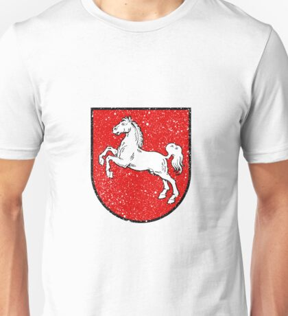 Coat of arms of Lower Saxony Unisex T-Shirt