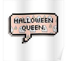 Halloween Queen. Poster
