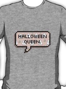 Halloween Queen. T-Shirt