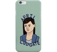 April Ludgate iPhone Case/Skin