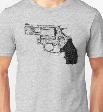 Smith & Wesson Scrawl Unisex T-Shirt
