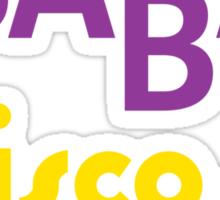 BABBA - Disco Girl Sticker