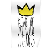 Where the Wild Things Are - King of All Wild Things 1 Cutout  Poster