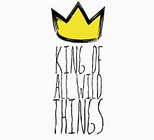 Where the Wild Things Are - King of All Wild Things 1 Cutout  Unisex T-Shirt