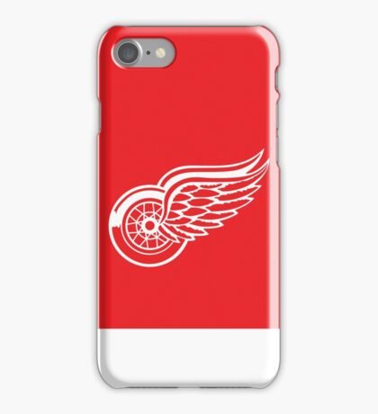 Detroit Red Wings iPhone Case/Skin