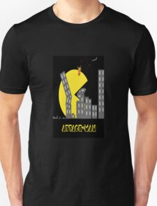 Attack Man Unisex T-Shirt