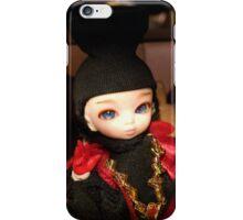 Lowercase Q iPhone Case/Skin