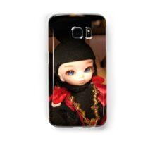 Lowercase Q Samsung Galaxy Case/Skin