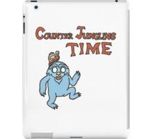 Counter Jungling Time! iPad Case/Skin