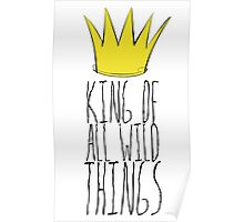 Where the Wild Things Are - King of All Wild Things 2 Cutout  Poster