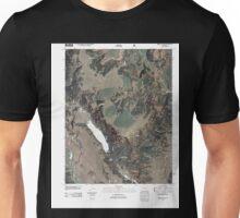 USGS TOPO Map Colorado CO Bristol Head 20110217 TM Unisex T-Shirt