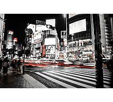 Shibuya Madness Photographic Print