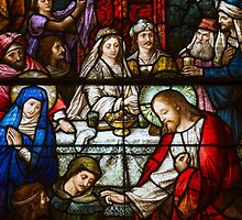 Wedding at Cana, Visitation BVM, Philadelphia by PhillyChurches