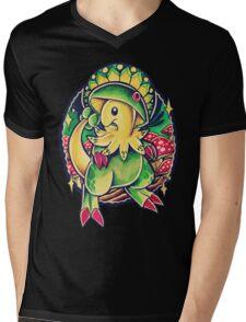 Breloom Mens V-Neck T-Shirt