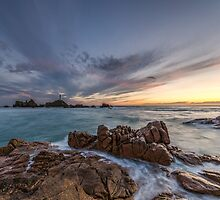 Stitching Corbiere Together by russellcram