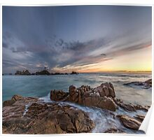 Stitching Corbiere Together Poster