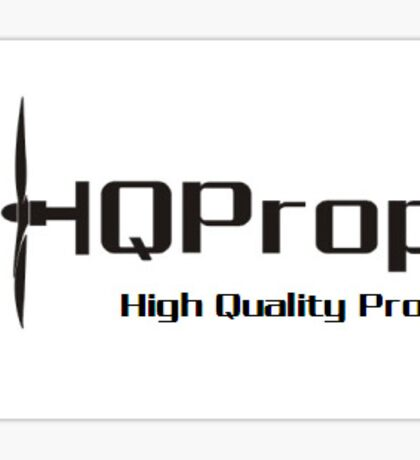 HQ Props Sticker