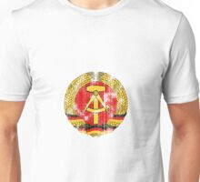Coat of arms of East Germany Unisex T-Shirt