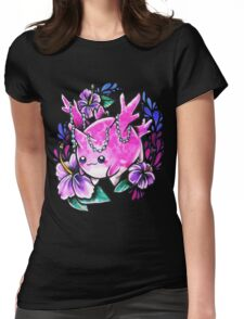 Corsola  Womens Fitted T-Shirt