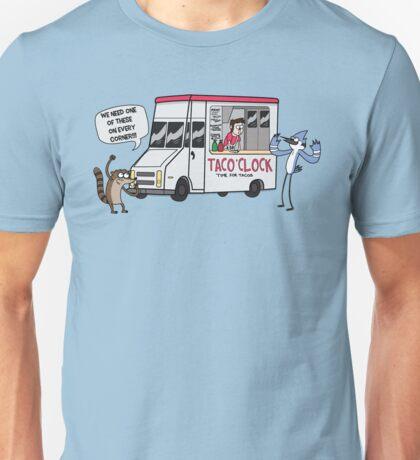A Taco Truck On Every Corner!! Unisex T-Shirt