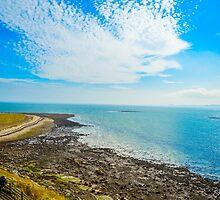Blue Sky Sea by Dan-Clements