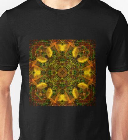 Brush Mandala Unisex T-Shirt