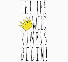 Where the Wild Things Are - Rumpus Begin Crown Cutout Unisex T-Shirt