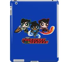 The Powerpuff Benders iPad Case/Skin