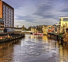 River Ouse by Tom Gomez