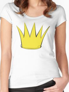 Where the Wild Things Are - Crown 2 Cutout Women's Fitted Scoop T-Shirt