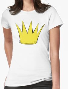Where the Wild Things Are - Crown 2 Cutout Womens Fitted T-Shirt