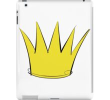 Where the Wild Things Are - Crown 2 Cutout iPad Case/Skin