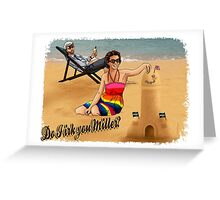 Do I irk you Miller? BC1 - (Card) Greeting Card