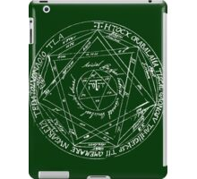 Key of Solomon iPad Case/Skin