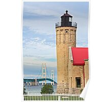 Lighthouse and the Mighty Mac Poster