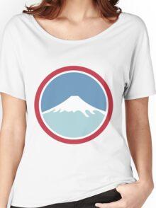 Mount Fuji Women's Relaxed Fit T-Shirt