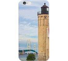 Lighthouse and the Mighty Mac iPhone Case/Skin