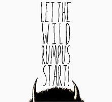 Where the Wild Things Are - Rumpus Start Cutout T-Shirt