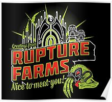 Greetings From Rupture Farms Poster